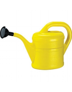 Green Wash Childrens Watering Can 1L Yellow