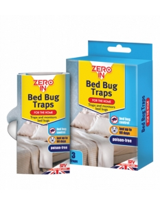 Zero In Bed Bug Traps 3 Pack
