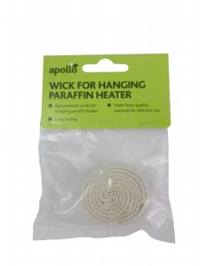 Apollo Wick For Hanging Paraffin Heater 1.5cm width