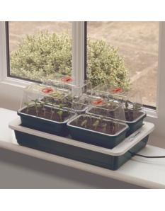 Garland Fab 4 Electric Propagator Green