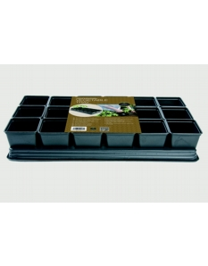 Garland Professional Vegetable Trays 9cm
