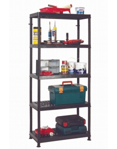 Garland 5 Shelf Unit Ventilated 80cm