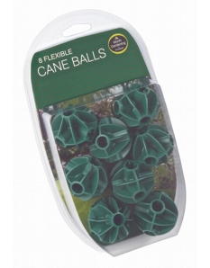 Garland Flexible Cane Balls Pack 8