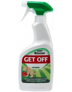 Get Off Lawn Rescue Spray 500ml