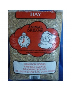 Animal Dreams Compressed Hay With Carry handle
