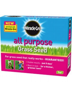 Miracle-Gro All Purpose Grass Seed 210g Carton