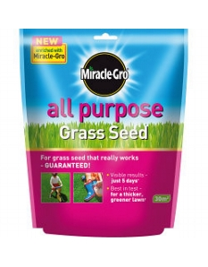 Miracle-Gro All Purpose Grass Seed 900g Pouch