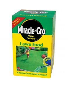 Miracle-Gro Water Soluble Lawn Food 1kg Carton