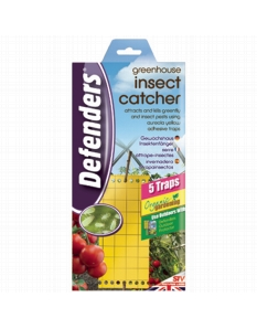 Defenders Greenhouse Insect Catcher 5 Traps
