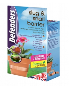 Defenders Slugs Away Barrier Tape 4m
