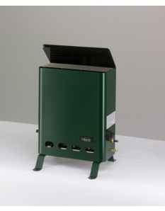 Lifestyle Eden Propane Greenhouse Heater 2kw Green