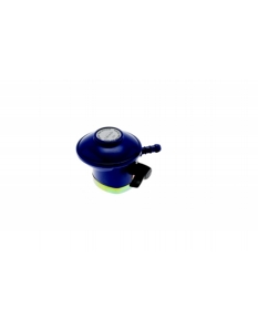 Lifestyle Butane 21mm Clip on Regulator Blue