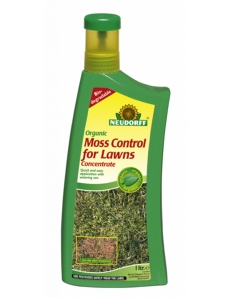 Neudorff CleanLawn Organic Moss Control For Lawns 1L Concentrate