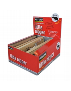 Pest-Stop Little Nipper Rat Trap Box of 6