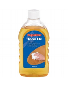 SupaDec Teak Oil 500ml