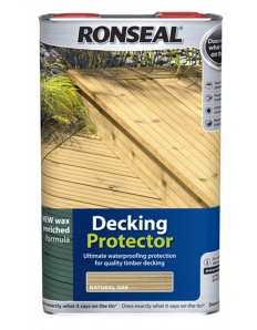 Ronseal Decking Protector 5L Natural