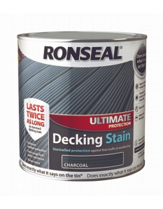 Ronseal Ultimate Protection Decking Stain 2.5L Charcoal