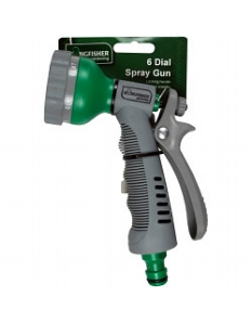 Kingfisher 6 Dial Promotion Spray Gun