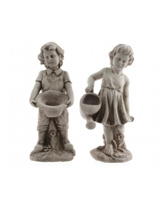 Decoris Magn Child Standing 2 Assorted Designs