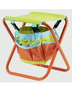 Briers Kids Folding Stool With Bag