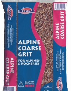 Deco-Pak Alpine Coarse Grit Handy Pack 5kg
