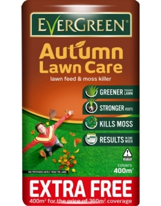 Miracle-Gro Evergreen Autumn Lawn Care 360m2 +10% Extra