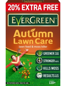 Miracle-Gro Evergreen Autumn Lawn Care 100m2 + 20% Extra