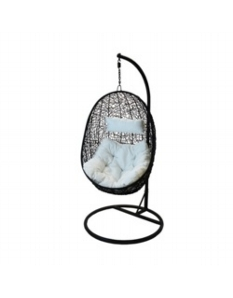 SupaGarden Rattan Egg Chair