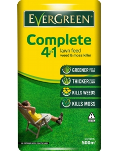 Miracle-Gro Evergreen Complete 4 In 1 500m2