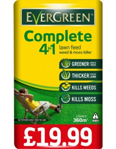 EverGreen Complete 4 in 1 360m2