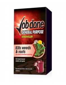Job Done General Purpose Weedkiller 500ml Concentrate