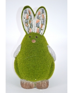 Kent Collection Flocked Rabbit