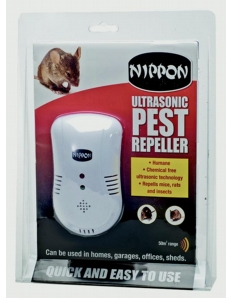 Nippon Ultrasonic Pest Repeller 184g