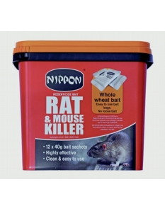 Nippon Rodenticide Whole Wheat Bait 150g
