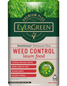 Miracle-Gro Evergreen Premium Plus Weed Control 400m2