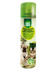 Get Off Pet Room Odour Neutraliser 400ml