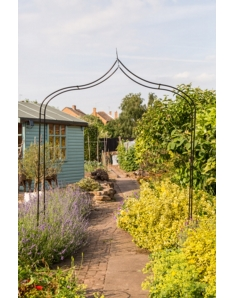 Apollo Decorative Garden Arch 229 x 145 x 38cm