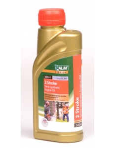 ALM Semi Synthetic 2 Stroke Oil 500ml