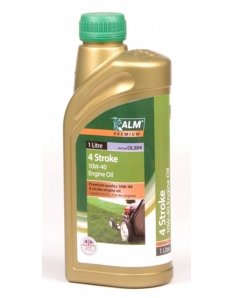 ALM 4 Stroke 10w-40 Lawnmower Oil 1L