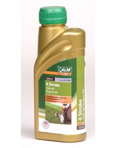 ALM 4 Stroke 10w-40 Lawnmower Oil 500ml