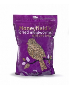 Honeyfield's Mealworm Pouches 500g