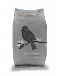 Honeyfield's Black Sunflower Seed 1.1kg
