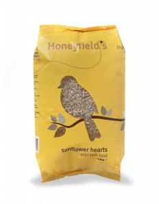 Honeyfield's Sunflower Hearts 1.6kg