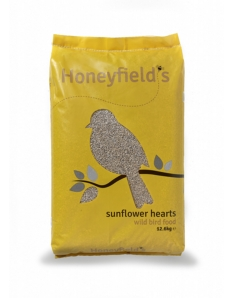 Honeyfield's Sunflower Hearts 12.6kg