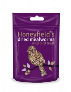 Honeyfields Mealworms 100g