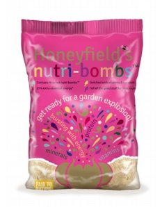 Honeyfields Nutri Bombs Pack 4 360g