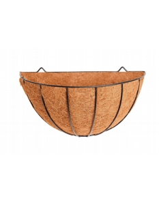 Ambassador Wall Basket With Coco Liner 16