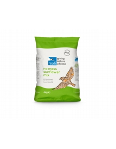 Rspb No Mess Mix 4kg