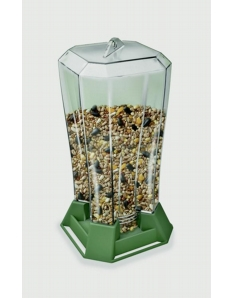 Basics Hang & Feed Filled Seed Feeder
