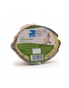 Rspb Coconut Treat With Mealworms 320g